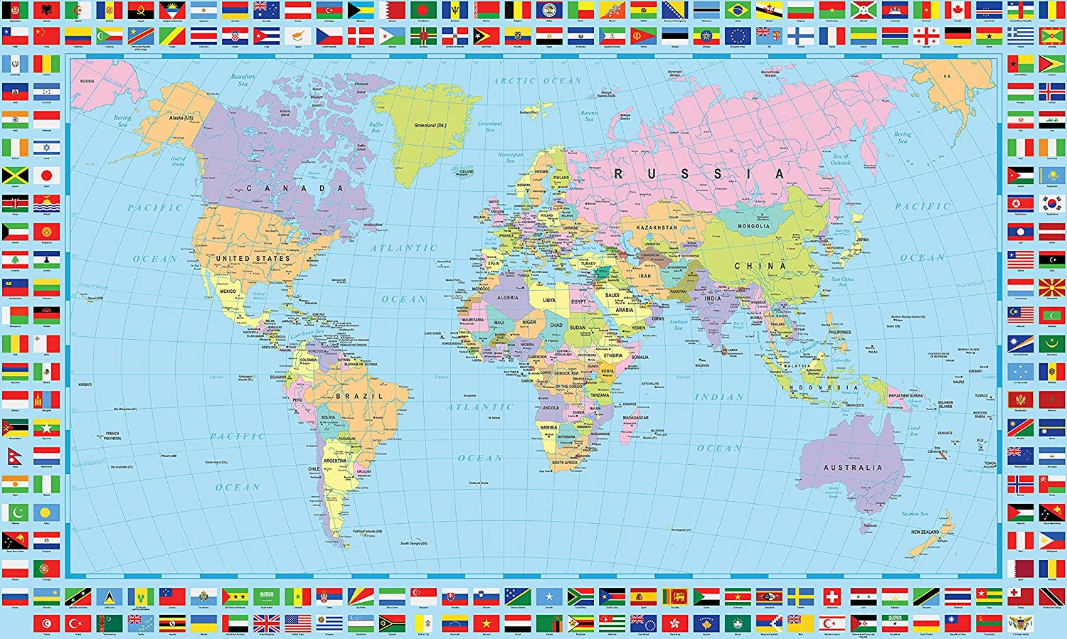 Cheap World Map Poster, find World Map Poster deals on line at ... on