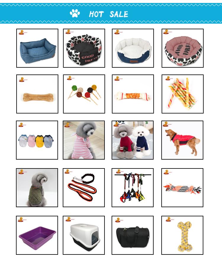 Encantador popular algodón al por mayor de punto ropa para perros camisetas