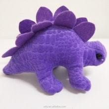 Custom Emulational Purple Stuffed Dragon Toys Animal Dragon plush