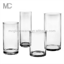 Wholesale Cheap Tall Decoration Crystal Glass Flower Vase