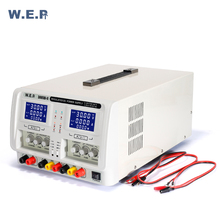 WEP 3005D-II Diatur Dual Power Supply DC 0-30 V 0-5A Adjustable