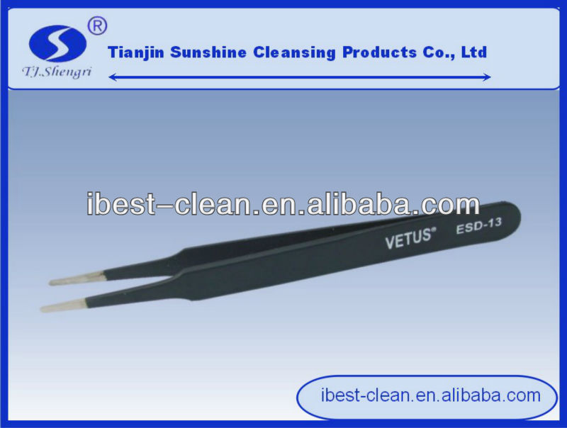 Superior Quality SR-N8001 Antistatic Electric tweezer