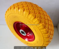 Wholesale cheap wheel barrow tire 4.10/3.5-6 wheelbarrow wheels and tyres