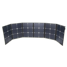 Flexible 120W 18V Solar Panel For Air Conditioner Mobile Home Solar Panel System