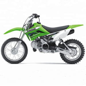 air-cooled 2 stroke dirt bike 110cc with CE