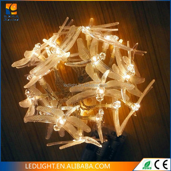 led operated fairy holiday christmas decorations battery light