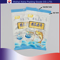 Food Grade Material Retort Pouch (Food Grade qs Certified) Antiseptic Antistatic Zipper Custom Printed Snack Bags
