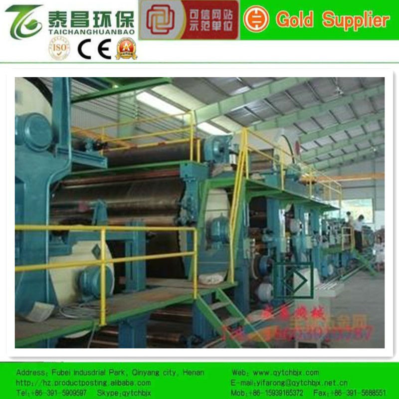 High speed 2600mm Round net forming device multi-cylinder paper board machine