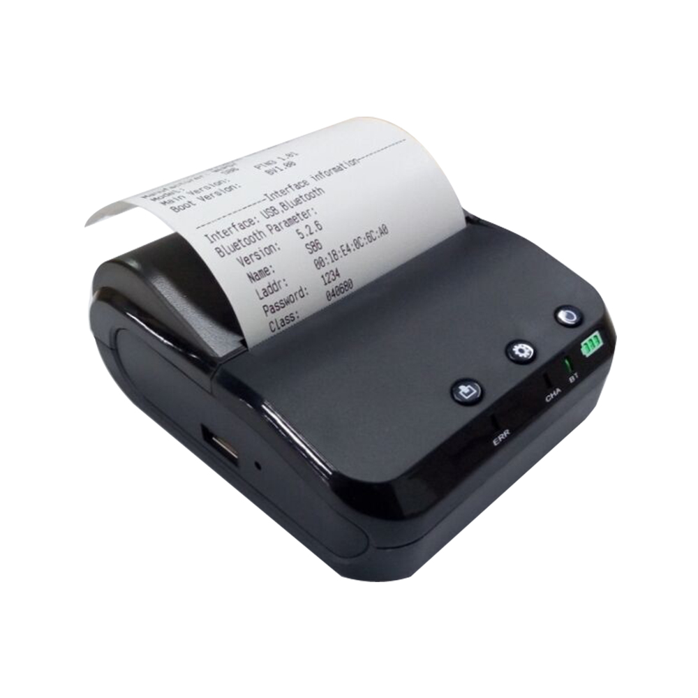 3 Inch Handy Robuuste Airprint Bluetooth Thermische Printer Printers Ontvangst
