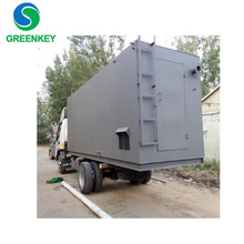China made small sewage treatment plant /MBR plant for domestic sewage treatment
