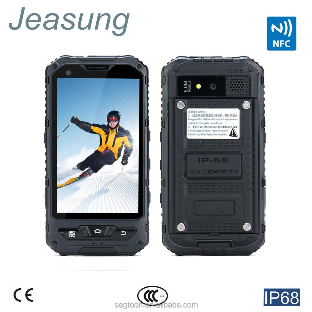 Hot Sale MTK6582, Dual <strong>SIM</strong>,4.0 inch , NFC,Waterproof Ip68 Smartphone,Rugged Android Phone