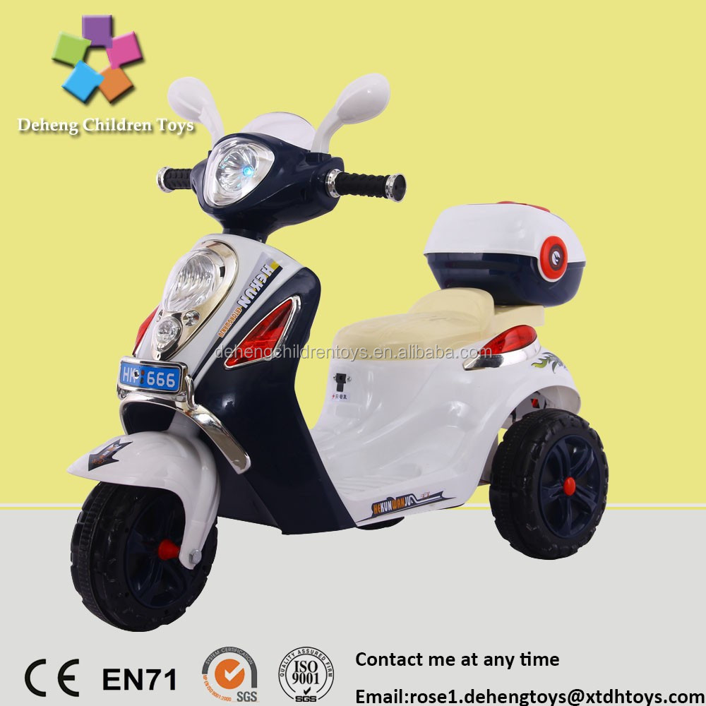 Kids Ride on Car Plastic Motorcycle/Mini Motorcycle Manufacturer From China