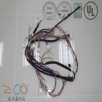 Wondrous Z Co Technology Refrigerator Wiring Harness Manufacturer Buy Wiring 101 Capemaxxcnl