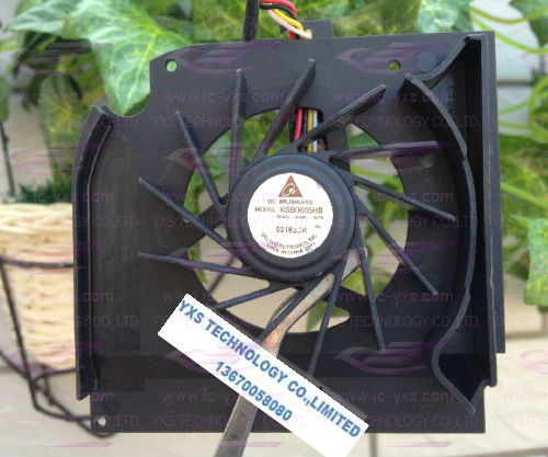 HP DV9000 notebook CPU FAN KSB0605HB-6L78