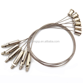 Wholesale Precision Stainless Steel Rope Gripper,Hanging Wire ...