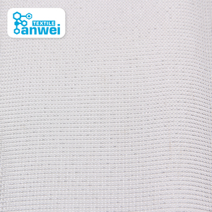 Stiff Heavy Duty Microfiber Breathable Waterproof Fabric Outdoor Furniture Chair Pvc Plastic Mesh Fabric