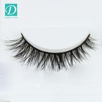 natural style handmade horse hair false eyelash for sale