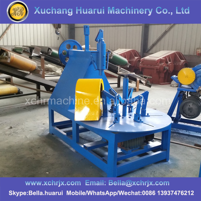 Continuous working waste tire recycling machine prices