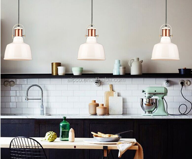 Moderno moda minimalista pasti al ristorante lampadario