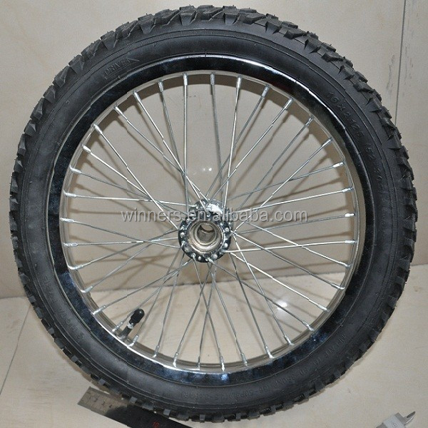 Bicycle Tire Bike Trailer Wheel 16