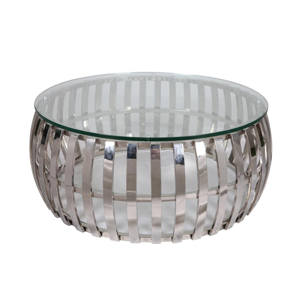 Table basse ronde moderne - Table basse ronde moderne ...