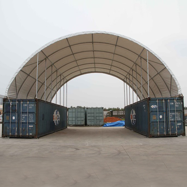 Heavy Duty Popular Large Industrial Container Shelter