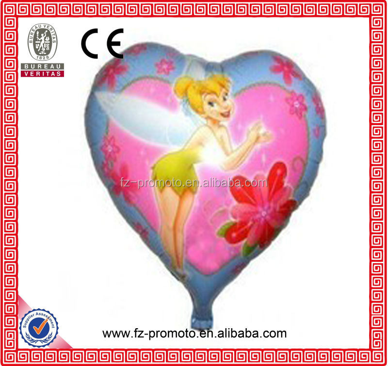 China manufacturer party supply party favor inflatable foil balloon 2014 new product