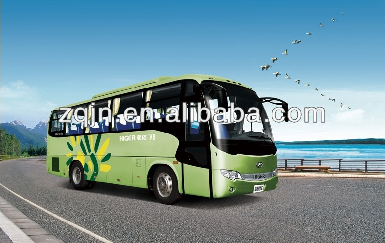 Low price euro 5 China 33-45seats 9m bus price king long bus