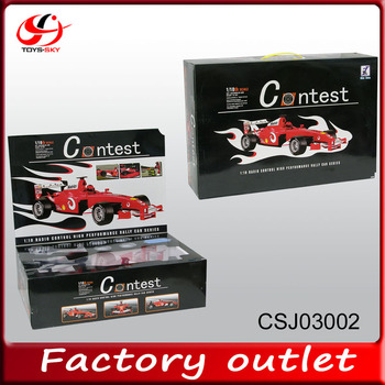 1/10 Scale Radio Control High Performance Electric Hsp Contest F1 ...