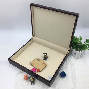 Unique design gift storage high quality painted wooden box