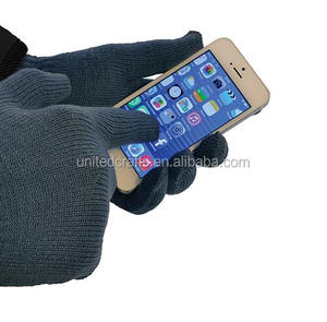 Nylon working gloves/Touch Screen safety gloves