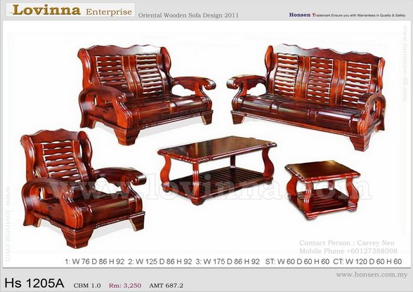 Solid Wood Sofa - Buy Wooden Sofa,Solid Wood Sofa,Living Room Furniture  Product on Alibaba