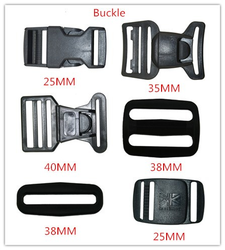 25mm Plastic side quick release buckles(DN-02174)