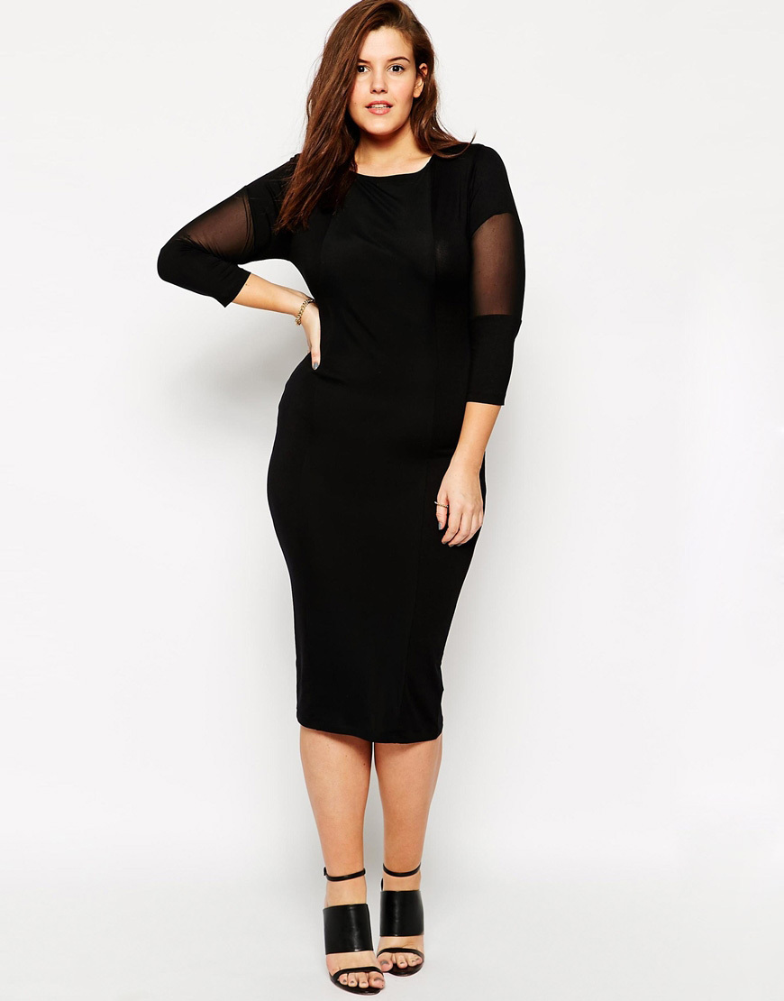 slimming dresses for plus size women - Dress Yp