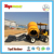 Supply 1cbm Yield Self Loading Mobile Concrete Mixer