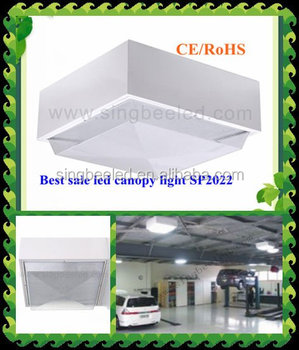 Solar Led Gas Station Canopy Light Sp-2022 Ce&rohs Cheap And High ...