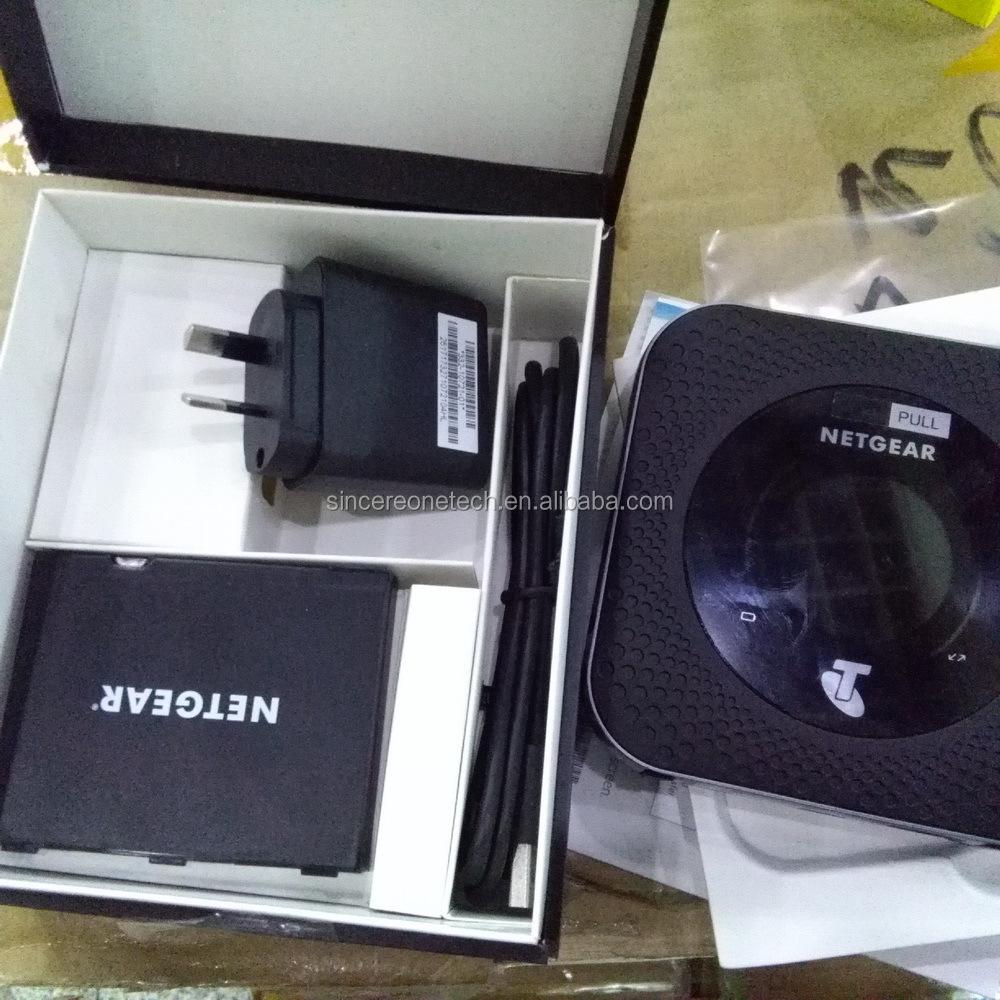 Netgear Nighthawk M1 Mr1100 4gx Gigabit Lte Mobile Router(unlocked) With  Rj45 And Type C Port - Buy M1,Mr1100,Netgear 810s Product on Alibaba com