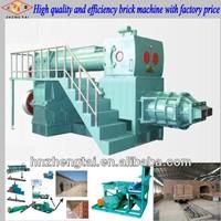 Economical Vacuum Extruder Clay Brick Machine