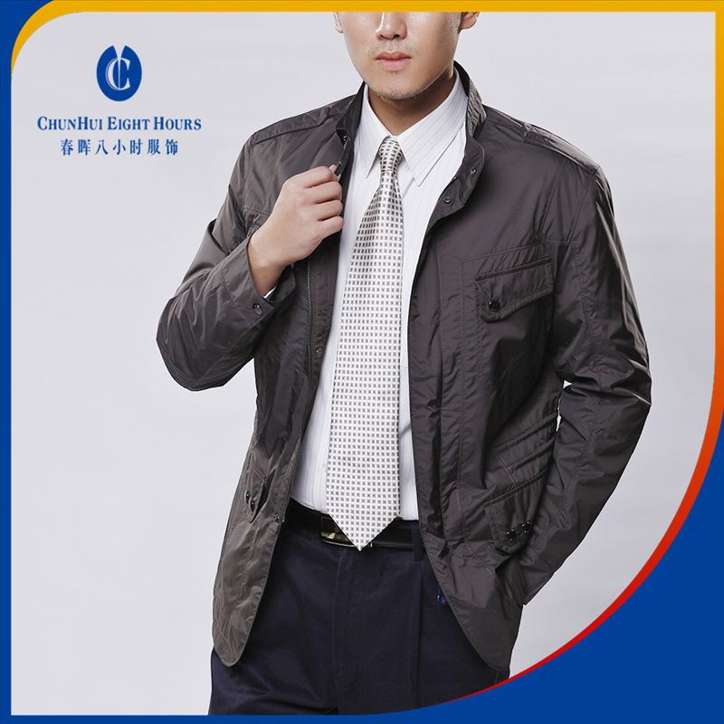 custom design you own winter jacket parka men
