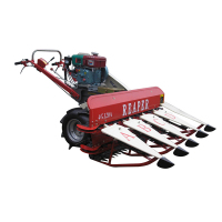 Miwell 4G120A soybean cutter rice harvesting machine rice reaper
