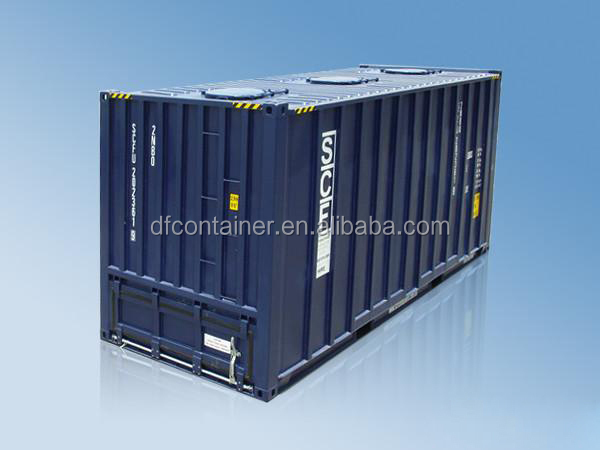 20' GP bulk container shipping marine dry box CSC certificate