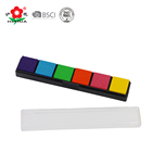 water color ink pad stamps for children