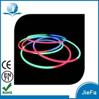 22 Glow Necklaces CE/RoHS Standard Used for Concert and Parties