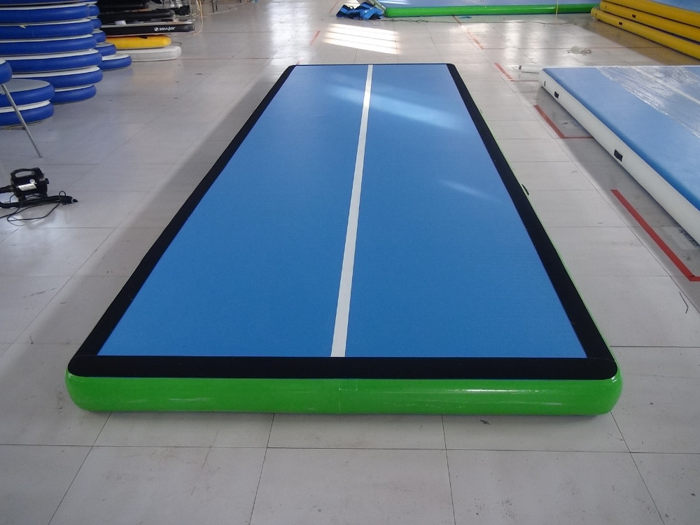 Inflatable Air Tumble Track Inflatable Airtrack Gymnastics