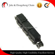 dongsheng high quality rubber roller chains