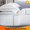 China products 100% cotton hand embroidery bed sheets design/made in china bedding set