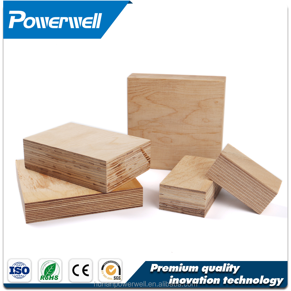 Best price melamine 12mm furniture plywood plywood board price