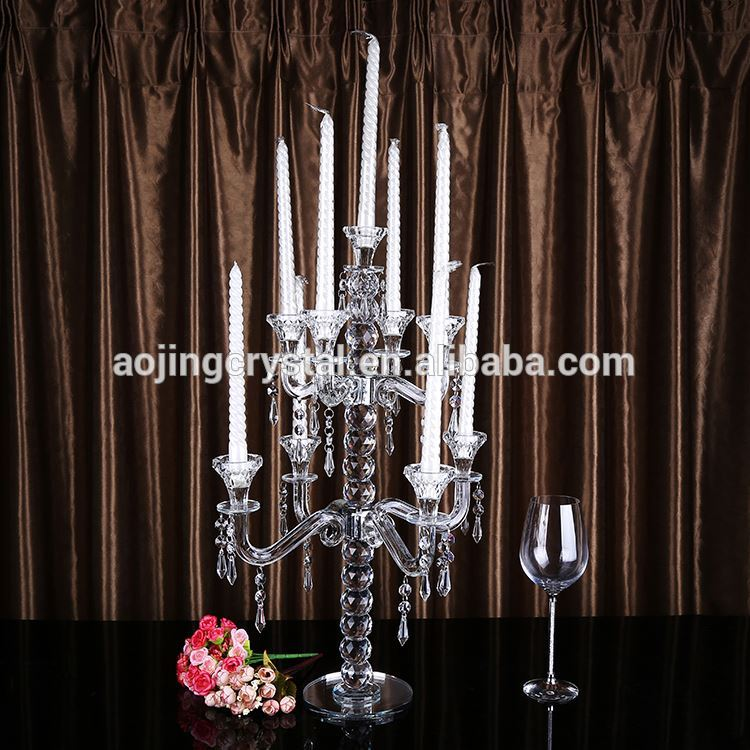 Latest Product Special Design Crystal Votive Directly Sale Votice Glass Candle Holder