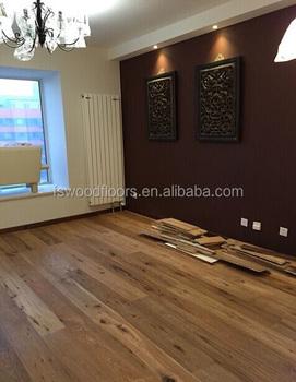 Cd Grade Natural Rustic Oak Engineered Wood Flooring