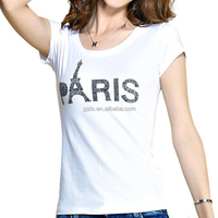 Fashion Custom Printed Cotton T-shirt